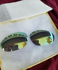 Rare !NEW Emerald  !100% original Oakley XX twenty or Minute 2.0  Lenses