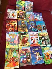 Lot of 20 Classic Scholastic Walt Disney Books