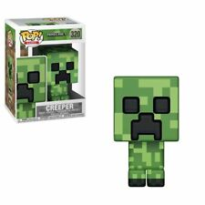 Funko Pop! Mojang Games: Minecraft - Creeper (320) Figura Bobble Head