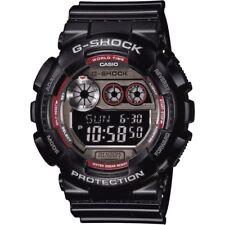 Casio GD-120TS-1ER Orologio G-Shock Lampeggio Display,Timer, 5 Sveglie, 200 m.