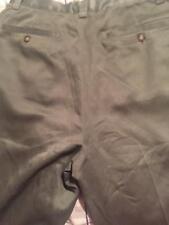 Tommy Bahama New  DARK OLIVE Pant Men's 35x 32 MSRP $138