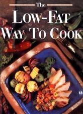 LOW-FAT WAY TO COOK--New Today's Gourmet 1993 hardcover cookbook--Oxmoor House