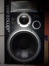 JAMO D265A SPEAKERS 3 - WAY 12'' Bass Cones 300w (PAIR)