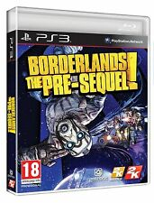 PS3 Borderlands The Pre-Sequel Nuevo Precintado Pal España