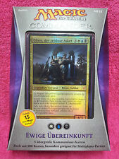 GERMAN Magic MTG 2013 Commander C13 Factory Sealed Eternal Bargain the Gathering