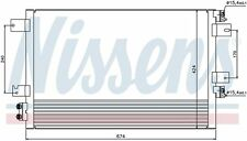 Radiatore Aria Condizionata Dodge Caliber 2.0/2.4 Benzina dal 2006 in poi NUOVO