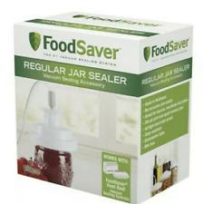 New/Never Opened FoodSaver Regular Mouth Mason Jar Sealer Ships Today Free