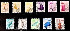 France 1992 Année complète de 11 timbres préoblitérés neufs
