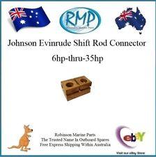 New Evinrude Johnson Shift Rod Connector 6hp-thru-35hp # 303794