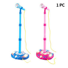 Kids  singing microphone toy Adjustable Height With Stand High Quality
