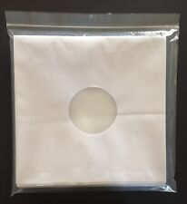 (25) Poly-Lined Paper Anti-Static LP Record Sleeves