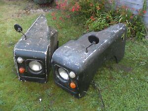 Land Rover Series 3 Wings 88 109 Pair