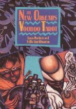 New Orleans Voodoo Tarot by Martinie & Glassman African American Voodoo Santeria