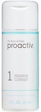Proactiv Cleanse Step 1 Renewing Cleanser 2 oz 60 mL Expired *Unsealed*