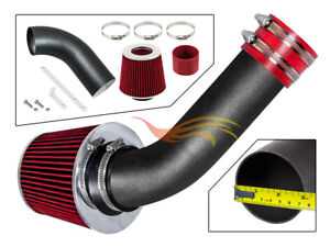 BCP RW RED 1998-2000 Mercedes Benz C220 C230 C280 Short Ram Intake Kit+ Filter