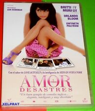 AMOR Y OTROS DESASTRES / LOVE AND OTHER DISASTERS -DVD R2- English español - Pre
