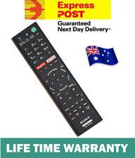 SONY 4K TV Netflix Google play voice mic Remote RMF-TX200A RMFTX200A RMF-TX300U