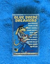 BLUE SUEDE SNEAKERS Cassette Tape Compilation 1995 Elvis Songs For Kids