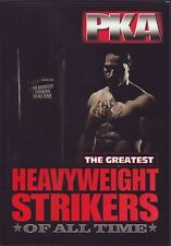 Heavyweight Strikers of All Time Pka Professional Karate Greatest Fights Dvd