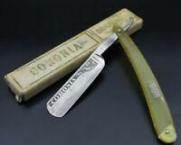 💥RARE💥 Straight Razor CORONIA Solingen Germany Vintage Military GOOD Condition