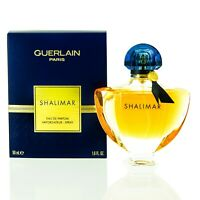 Shalimar for women by Guerlain Eau De Parfum spray 1.7 Oz-New in box