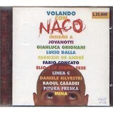 CD  Volando con Naco  ARTISTI VARI - INSIEME A...... - Nuovo Sigillato