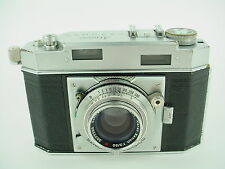 Vintage Ansco Karomat Agfa Karat 35mm 1950s Film Camera - Works Great