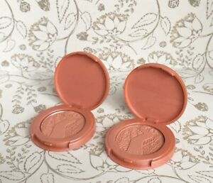 Lot of 2 TARTE Amazonian Clay 12-Hour Blush in QUIRKY travel size