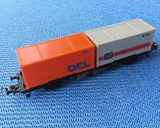 Faller Ams 444 Vagone con Contenitore RAR