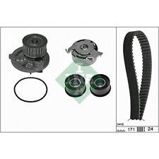 INA Wasserpumpe + Zahnriemensatz Opel Antara, Omega 530 0358 31