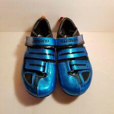 Shimano KS-R500F Flex-Sole Rowing Shoes Size 5.3 Smart Rowing Compatible