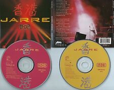 JEAN MICHEL JARRE-HONG KONG-1994-CANADA-DISQUES DREYFUS FDM 36154-2-2CDS-MINT-
