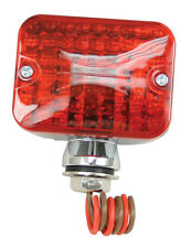 EMPI 9334 RED MINI & MICRO CHROME LIGHT VW BUGGY BUG GHIA TRIKE HOT ROD BUS