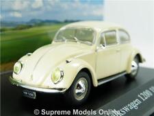 VOLKSWAGEN BEETLE 1200 MODEL CAR 1:43 SCALE 1960 IXO ATLAS 2891004 MYTHIQUES K8