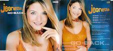 MAXI CD SINGLE 5 TITRES JEANETTE GO BACK DE 2000 MADE IN GERMANY