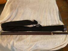Kuk sool won Practice Sword, Autographed, Cloth Cover