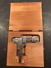 "Starrett No. 456-A Gear Tooth Caliper.  20""-2"" D.P."