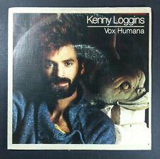 "Kenny Loggins Vox Human Spain Vinyl 7 "" 45 CBS 1985 (Promotional S/Sided )"