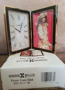 Howard Miller Picture Frame Clock No. 621-288