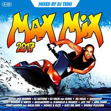 MAX MIX 2017 3 CD
