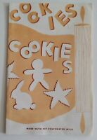 Vintage Recipe Booklet Pet Evaporated Milk Cookies Pamphlet