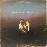 THE DOORS The Soft Parade LP Classic Rock, on Elektra