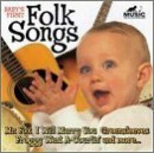 Baby's First Folk Songs   [CD]