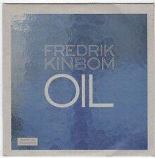 (EM938) Fredrik Kinbom, Oil - 2013 DJ CD