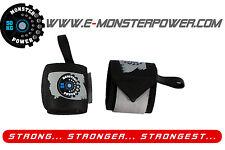 Monster Power Black Wrist Wrap  24