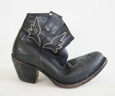 345e5d8b8ea8b  1010 GOLDEN GOOSE DELUXE BRAND LIMITED SERIE Western Leather Boot EUR-35  US-5