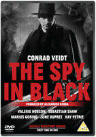 The Spy in Black DVD (2012) Conrad Veidt, Powell (DIR) cert U ***NEW***