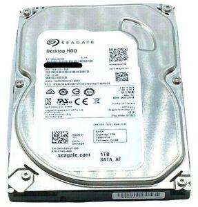SEAGATE DESKTOP HDD 3.5in 1TB SATA 6Gbps 7.2K ST1000DM003 Hard Drive - WARRANTY!