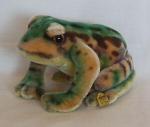 Steiff Vintage Frog