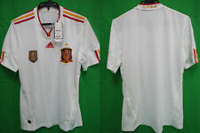 2011 Spain Espana Soccer Football Jersey Shirt Camiseta Away Adidas M BNWT